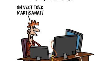 Artisanat local et sécurité informatique