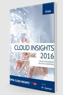 Cloud Insight 2016 - L'état du Cloud en Europe