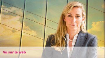"""le cloud hybride vu par Anette Bronder, Directrice Générale """"Digital Division"""" de T-Systems"""