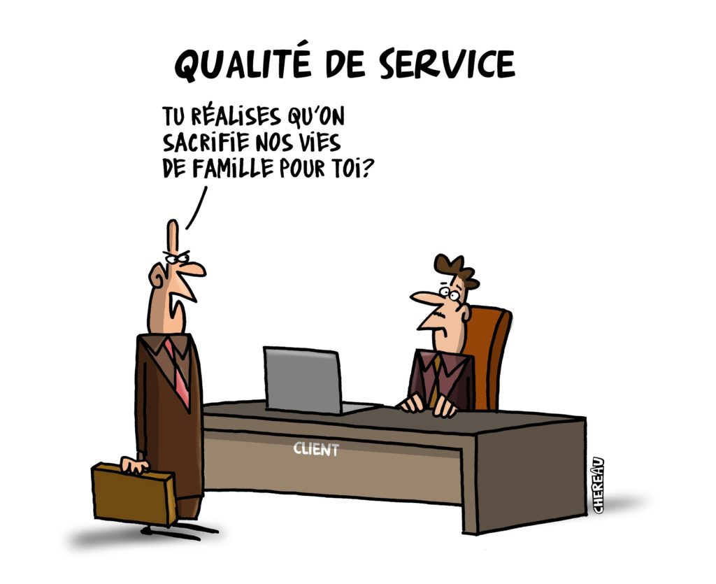 Qualité de service Cloud