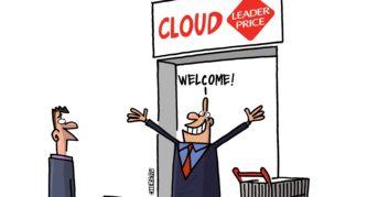 Le Cloud low cost
