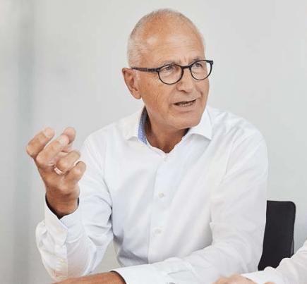 Wolfram Müller, DSI d'Eurogate