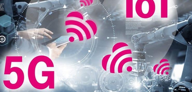 IoT loves 5G : l'internet of things et la nouvelle connexion ultra rapide sont le couple parfait