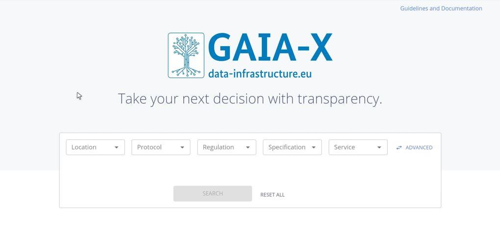 Gaia-X : renseigner ses critères de sélection pour trouver le meilleur fournisseur cloud conforme aux réglementations souhaitées (RGPD, GoDB...)