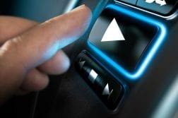 Infotainment : divertissement à bord pour une voiture d'avenir