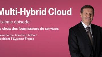 Gouvernance multi hybrid cloud, le choix des fournisseurs de services iaas paas caas saas