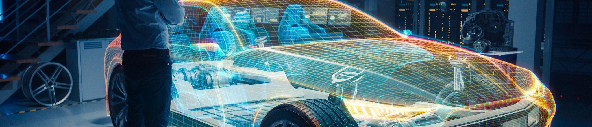 Voiture du futur : conception, tendances et développement pour l'avenir