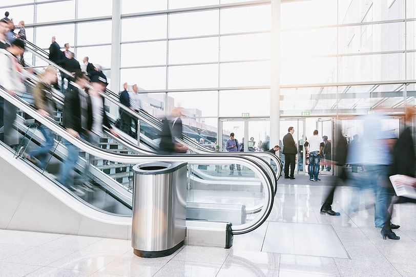 Le défi : réussir à gérer les passagers d'un aéroport avec une affluence plus importante que ORY et CDG réunis