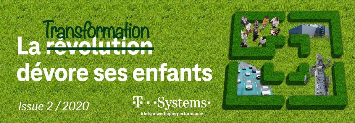 digitalisation écologique, la transformation numérique dévore ses enfants