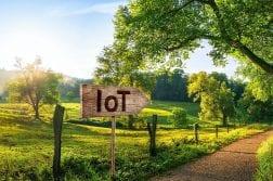 L'IoT ou Internet Of Things pourrait être un moteur dans la transition écologique et aider à respecter les engagements des accords de Paris